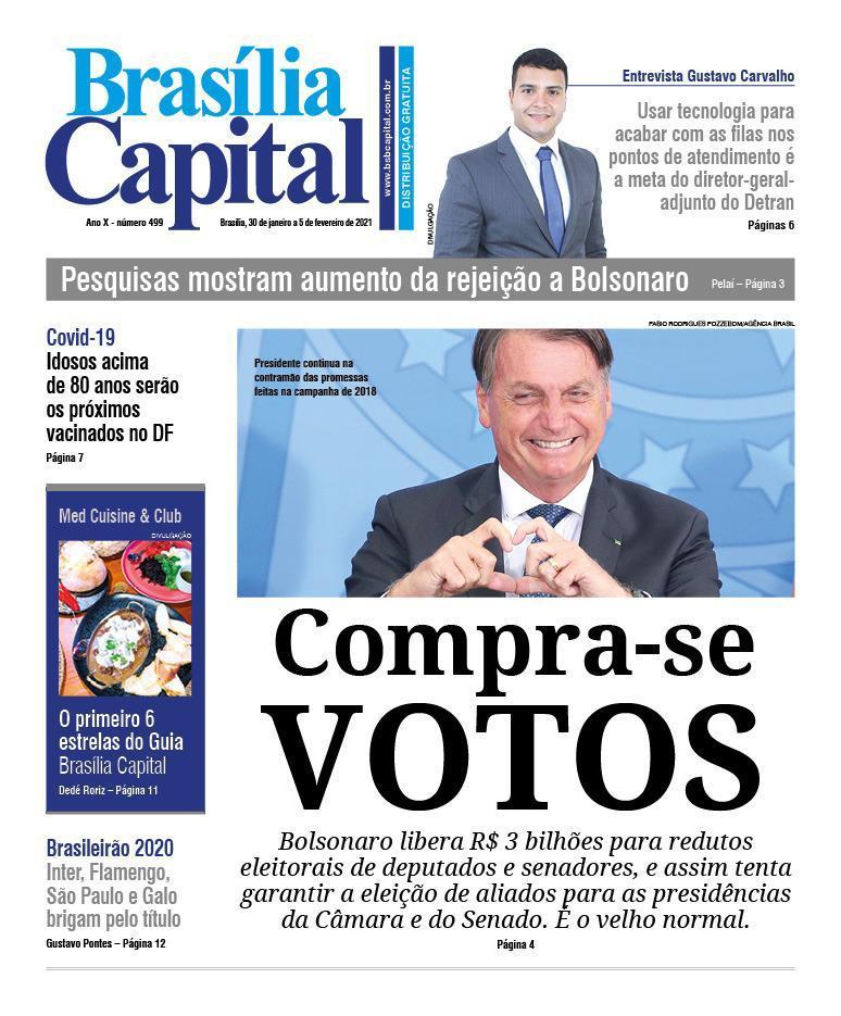 Jornal Brasília Capital 499
