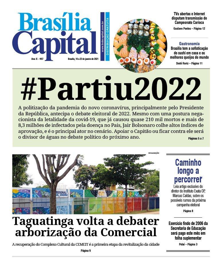 Jornal Brasília Capital 497