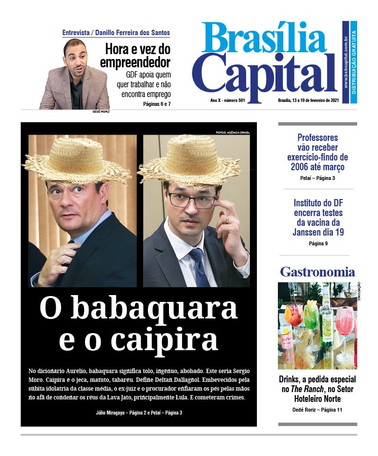 Jornal Brasília Capital 501