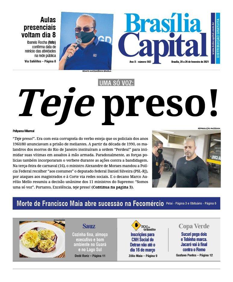 Jornal Brasília Capital 502