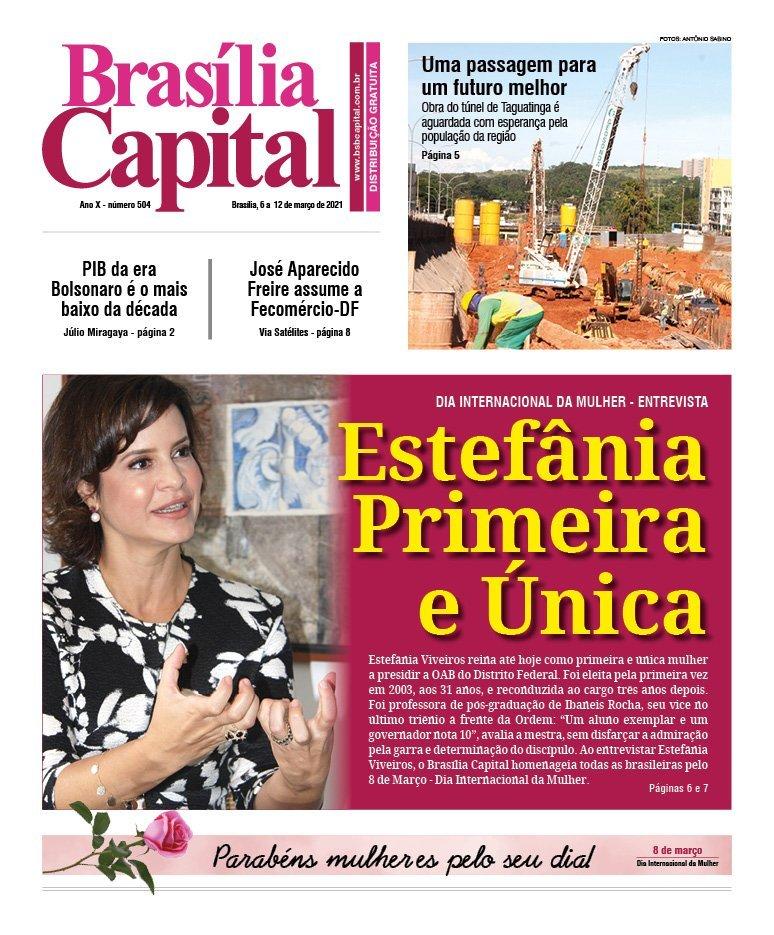 Jornal Brasília Capital 504