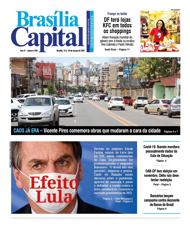 Jornal Brasília Capital 505