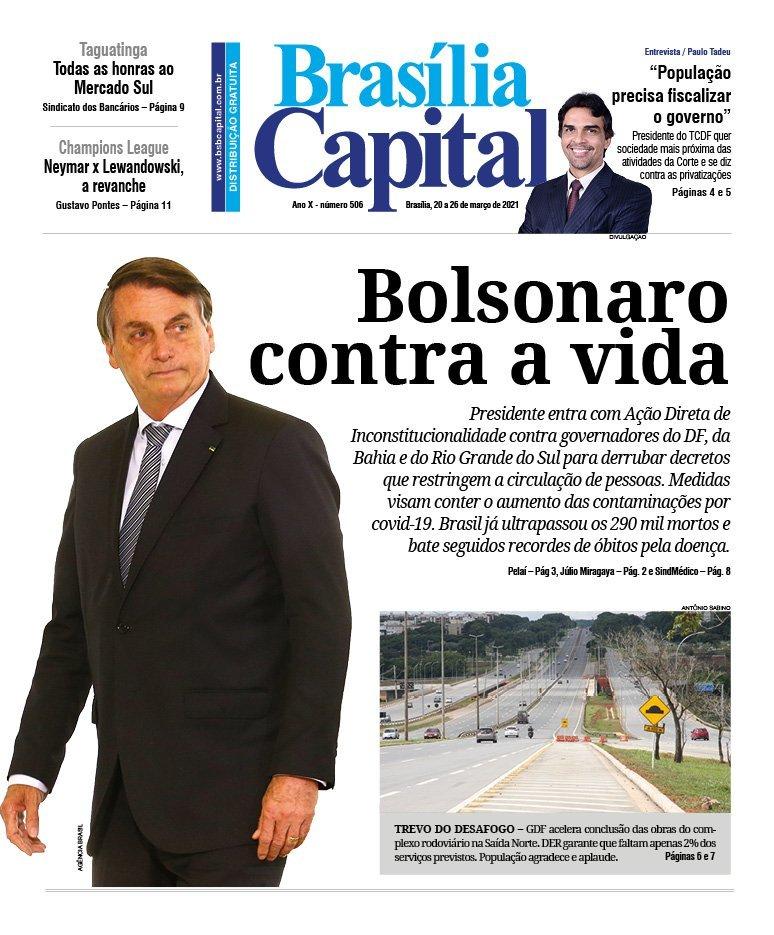 Jornal Brasília Capital 506