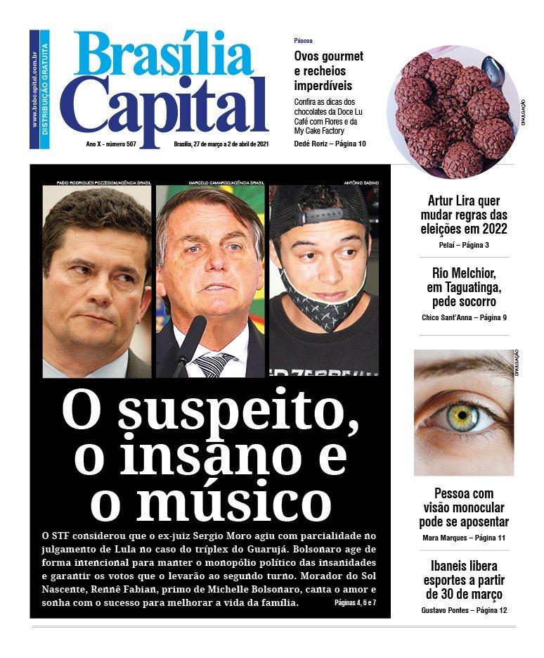 Jornal Brasília Capital 507