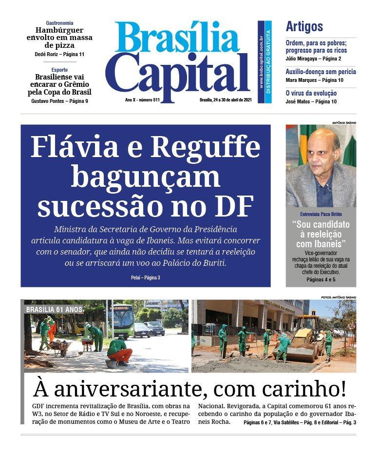 Jornal Brasília Capital 511