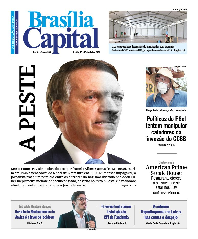 Jornal Brasília Capital 509