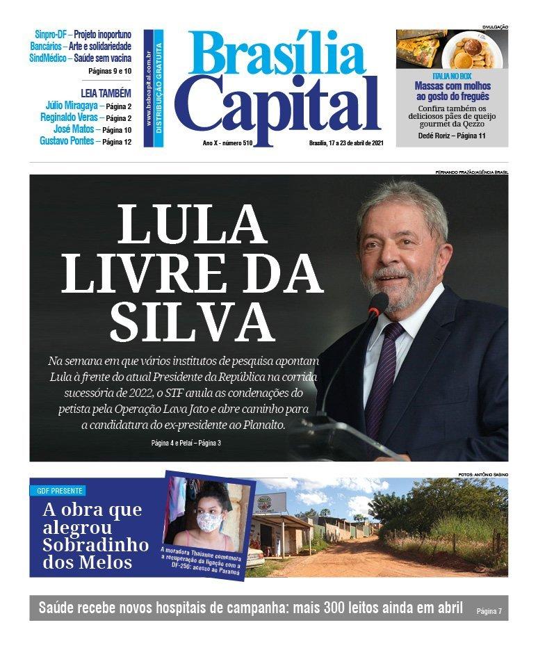 Jornal Brasília Capital 510