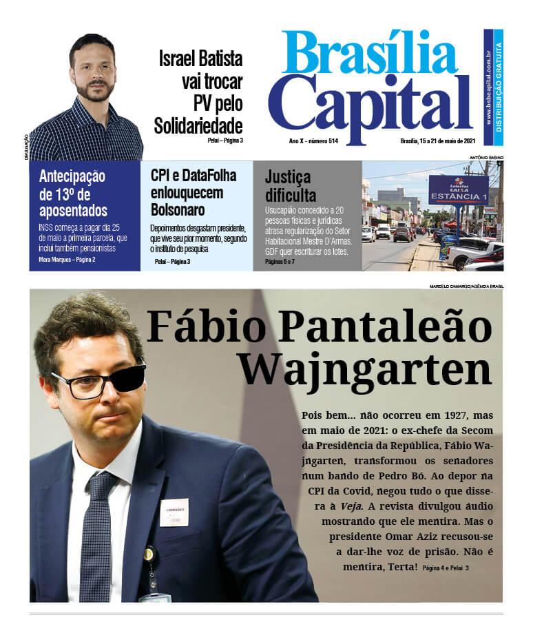 Jornal Brasília Capital 514
