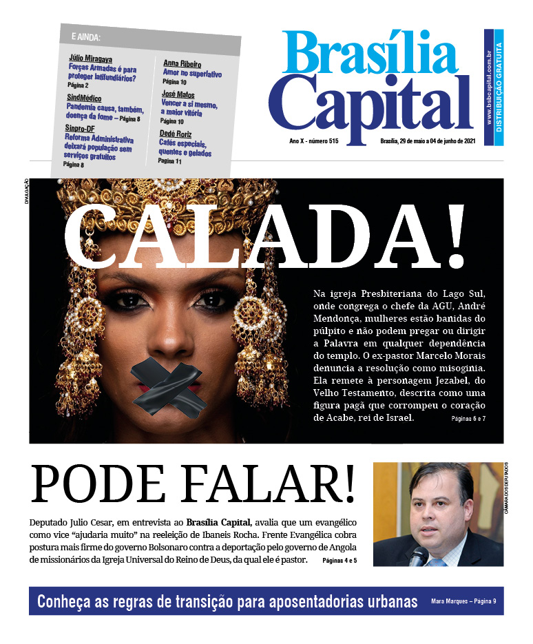 Jornal Brasília capital 516