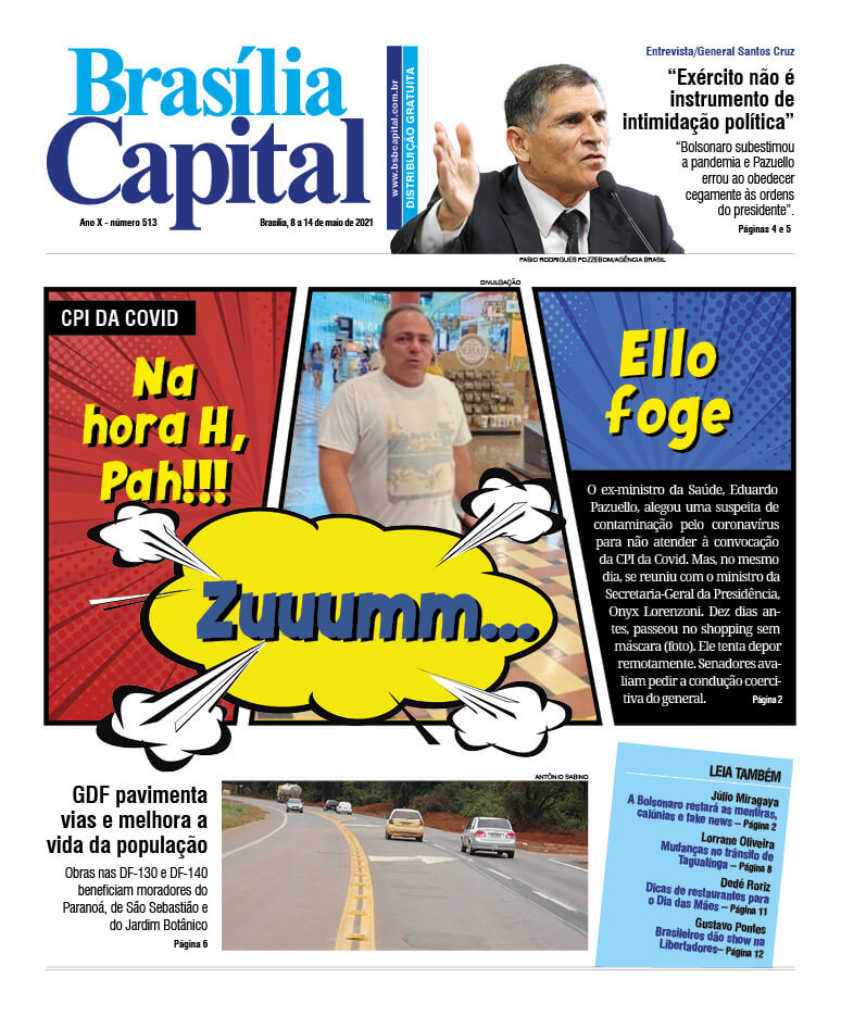 Jornal Brasília Capital 513