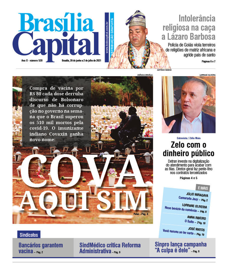 Jornal Brasília Capital 520