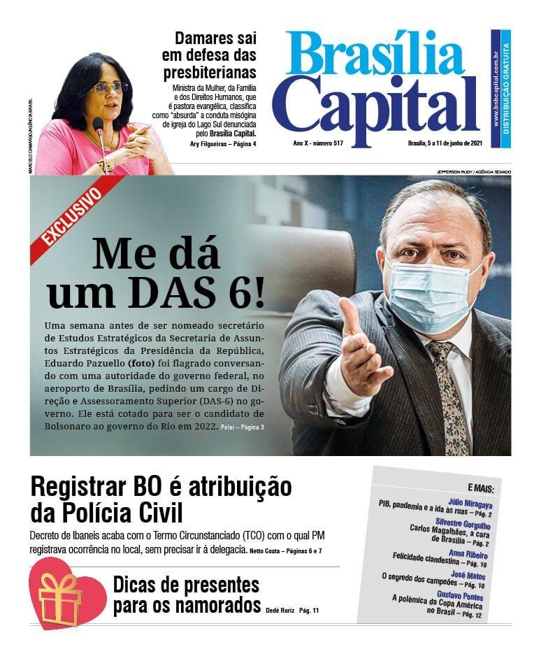 Jornal Brasília Capital 517