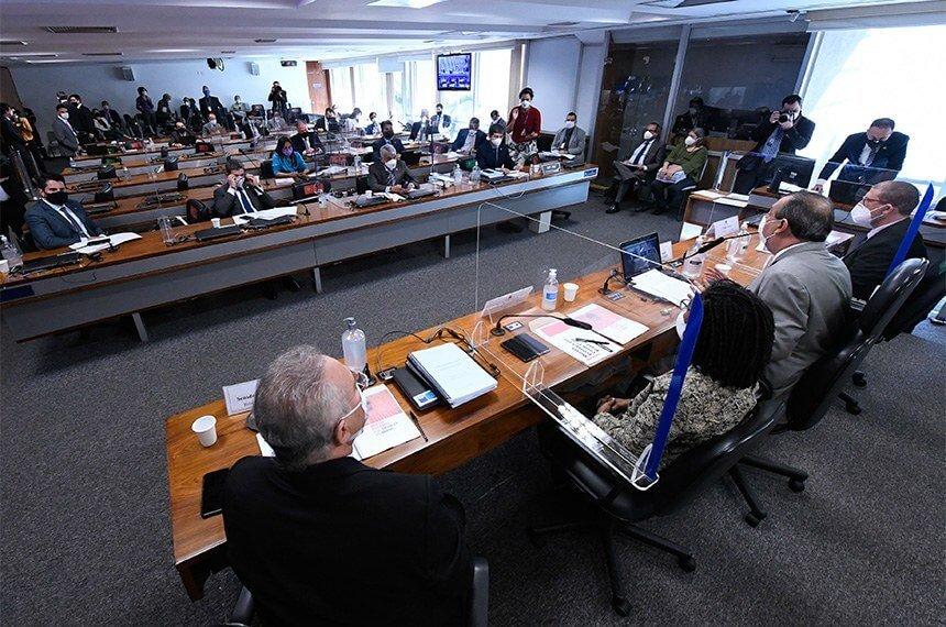 CPI da Pandemia discute encerramento dos trabalhos