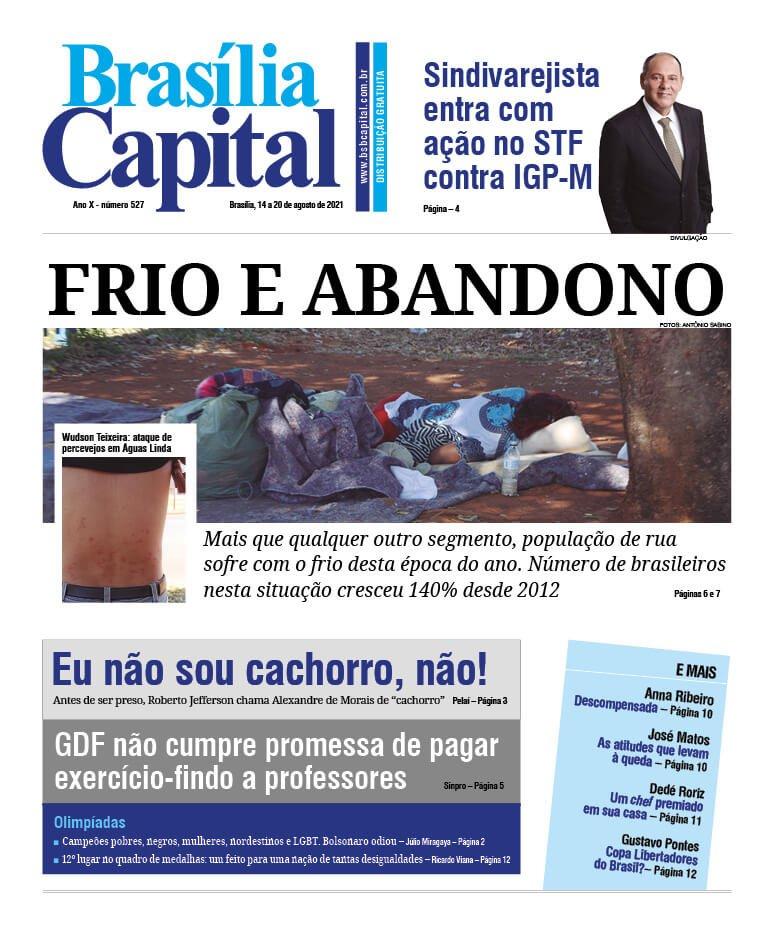 Jornal Brasília Capital 527