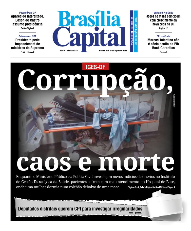 Jornal Brasília Capital 528