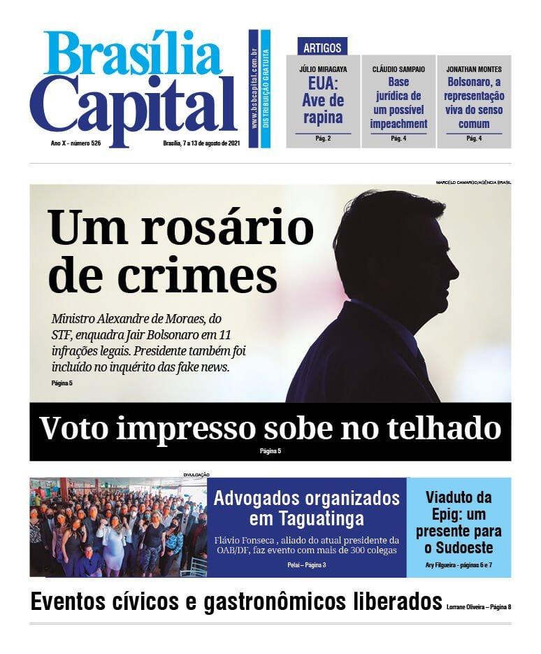 Jornal Brasília Capital 526
