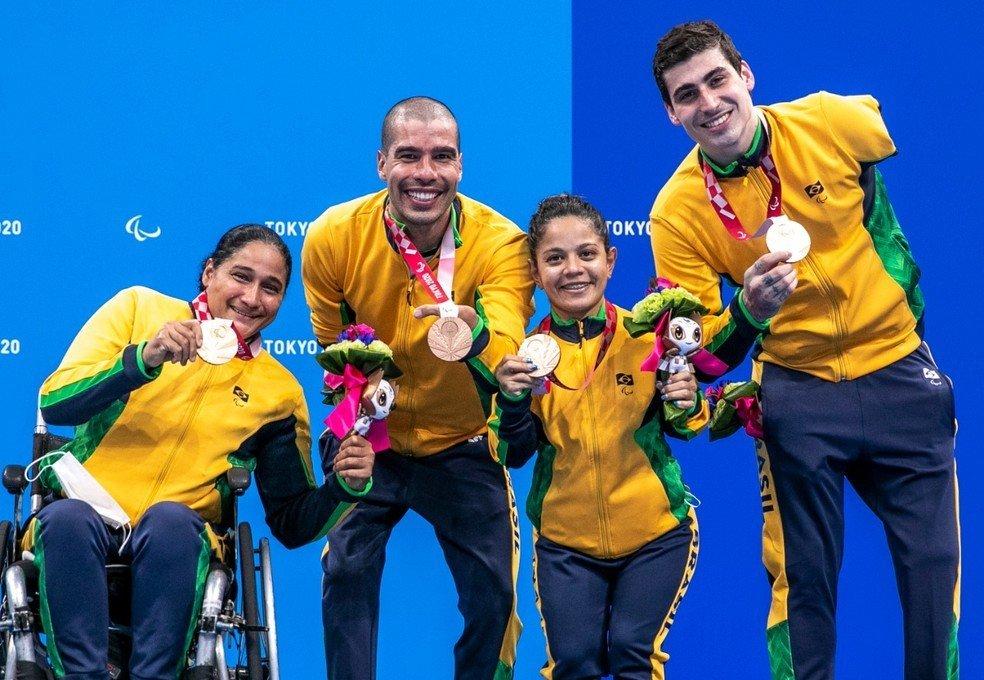 Paralimpíadas: Brasil dá show