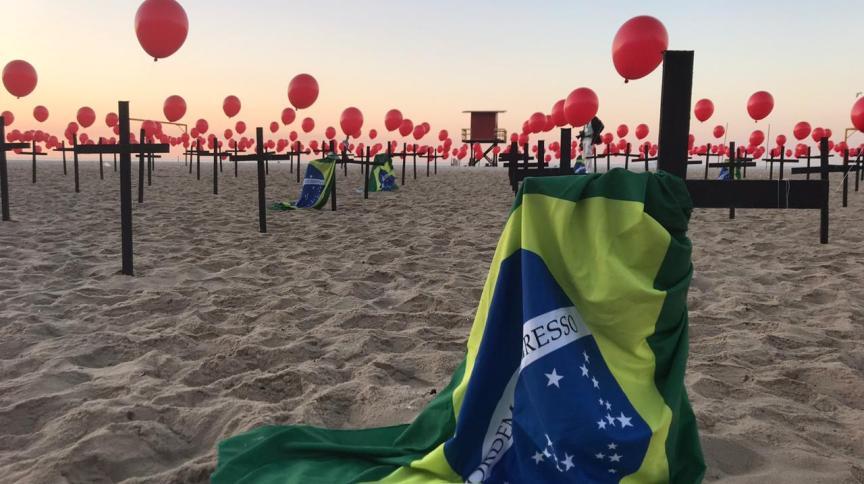 Os flagelos que atingem o Brasil vão muito além da pandemia do coronavírus